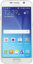 Samsung Galaxy S6 SM-G920A 32GB White Smartphone for AT&T (Renewed)