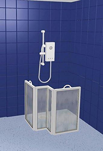 NRS Healthcare Portable CS4 Shower Screen