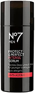 Boots No7 Men Protect & Perfect Intense Serum Anti-Aging