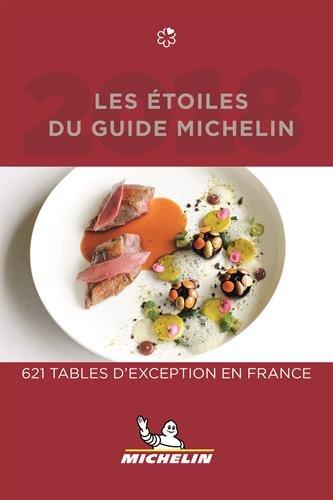 Etoiles Guide Michelin 2018