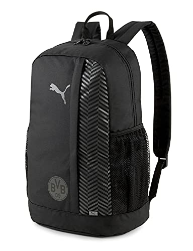 Puma BVB ftblCore Backpack schwarz Borussia Dortmund Rucksack Daypack