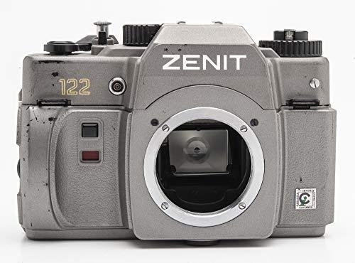 Zenit 122 50 Special Edition Body Gehäuse SLR Kamera Spiegelreflexkamera