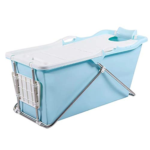 LwBathtub Tray plastic badvijver met badkuip, vouwbadkuip volwassenen badkuip huishouden badkamer barrel