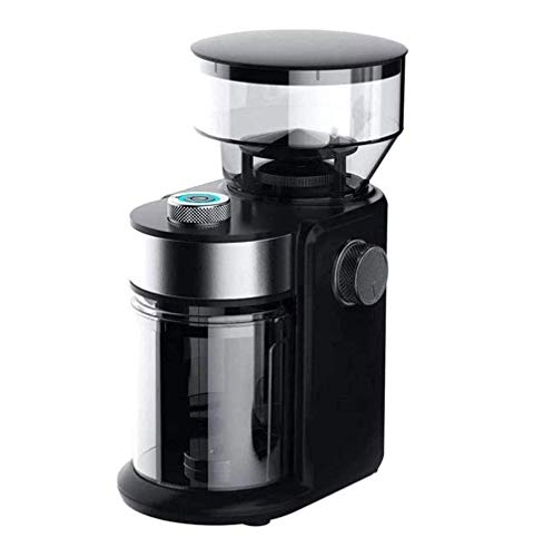 ZOUSHUAIDEDIAN Coffee Grinder,Large Electric Adjustable Burr Mill Coffee Bean Grinder for Espresso, Drip Coffee, French Press and Percolator Coffee,The Best Gift for Coffee Lovers