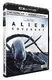 Alien : Covenant [4K Ultra HD + Blu-ray + Digital HD] [4K Ultra HD + Blu-ray +...
