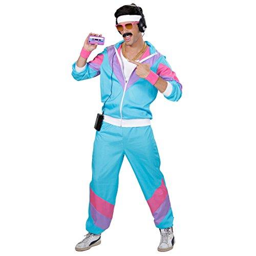 NET TOYS Habits Sport années 80 survêtement beauf L 50/52 New Kids Habits de Sport années 90 Costume de Sport Jogging