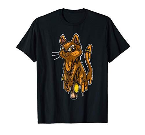 Paletas de Gato que se derriten - Disfraz de Animales Camiseta