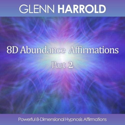 8D Abundance Affirmations Part 2 cover art