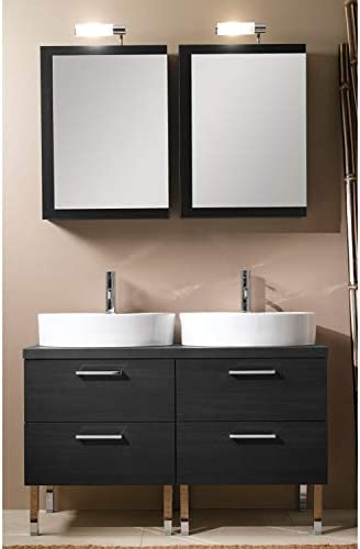 Regular discount Iotti A19-Grey Oak-637509928421 Aurora Ranking TOP16 Vanit Collection Bathroom