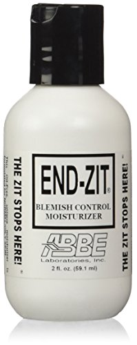 End-zit Blemish Control Moisturizer For Treatment of Acne, 2-Ounce