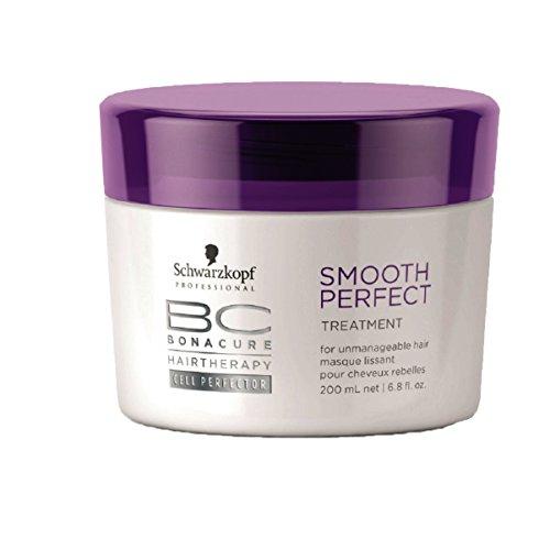 Schwarzkopf BC Bonacure - Smooth Perfect - Traitement pour cheveux rebelles - 200 ml