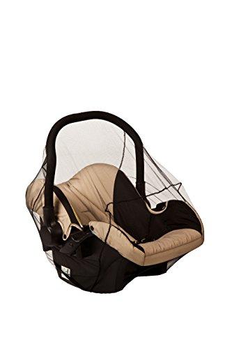 Altabebe AL1501-02 Insektenschutz für alle Babyschalen, gruppe 0 und 0 plus, schwarz