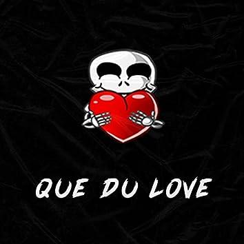 Que du love (feat. QQUN)