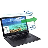 (2 Pack) 15.6 Inch Laptop Anti Blue Light Screen Protector, Eye Protection Blue Light Filter Blocks Reduce Eye Fatigue and Eye Strain for 15.6 inches  with 16:9 Aspect Ratio Laptop