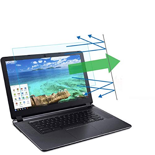 (2 Pack) 15.6 Inch Laptop Anti Blue Light Screen Protector, Eye Protection Blue Light...
