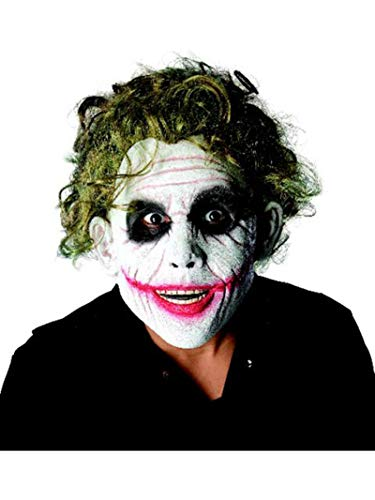 Rubies Adult's Joker Mask (peluca