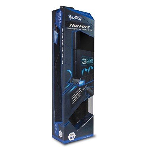 soporte vertical ps4 fabricante Hyperkin Inc