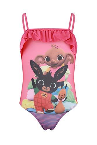 Sun City - Disfraz de conejo para niña, talla de 2 a 6 años, verano 2020