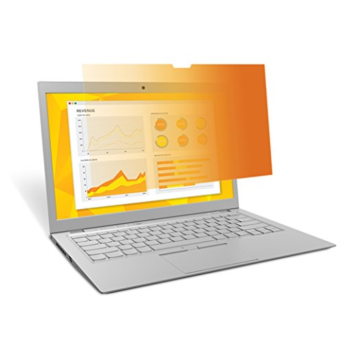 3M Gold Privacy Filter for 12.5' Widescreen Laptop (GF125W9B)