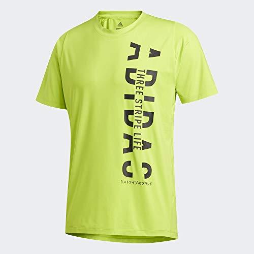adidas FL Hyper T-Shirt, Maglietta da Uomo, Sesosl, M