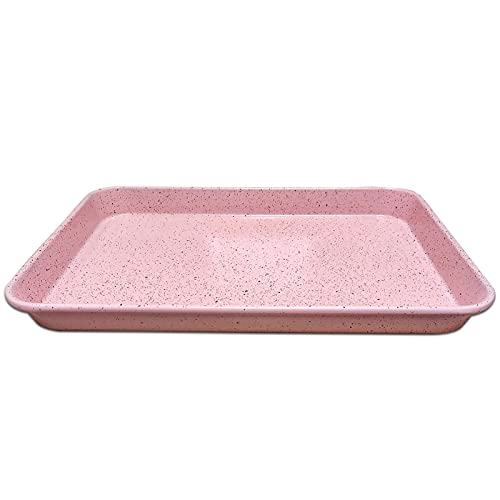 """13"""" Mini Dark Spots Baking Sheet -Baking Trays For Oven Non-Stick Stainless Steel Cookie Sheet ,For Home Kitchen Cooking…"""