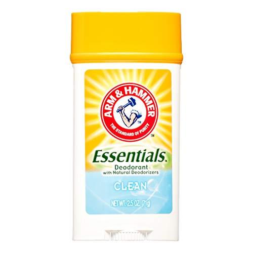Arm & Hammer Essentials deodorante con Natural Deodoranti Clean - 2.5 oz