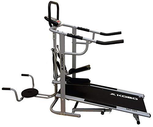 Kobo MT-101 Steel Treadmill (Grey)