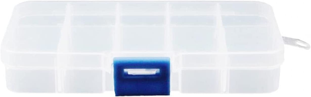 DONGTAISHANGCHENG Tackle Max 82% OFF Boxes Fishing Lure Tray Virginia Beach Mall Removable with