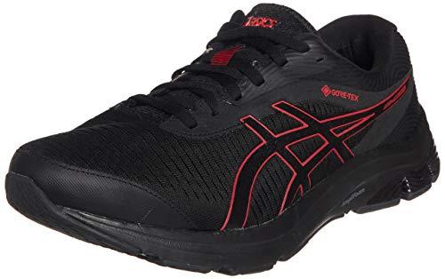 Asics Gel-Pulse 12 G-TX, Zapatillas para Correr Hombre, Negro, 42 EU