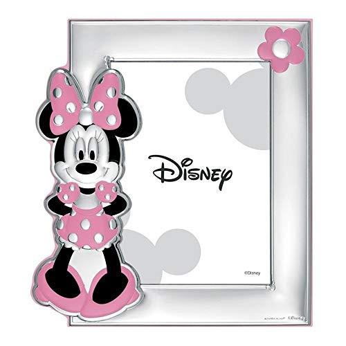 Cadre Photo Portafotos Plata Loi Sur 925M Disney Photo 9X13Cm. Minnie [Ac0893]