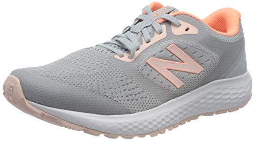 New Balance 520v6, Zapatos Correr Mujer, Gris Grey