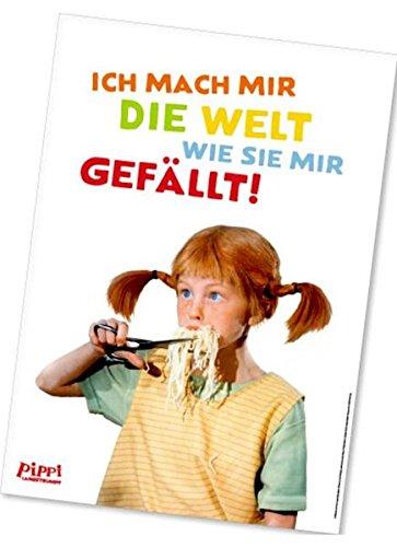 Pippi (Film) Poster Spaghetti: Pippi Live Action