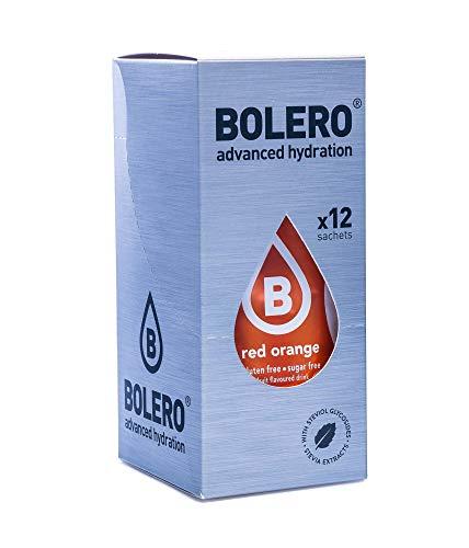 Bolero Drinks Red Orange 12 x 9g