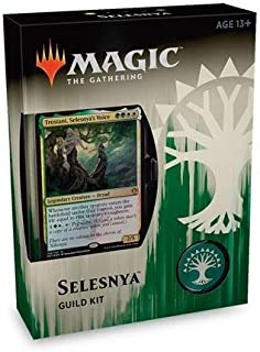 Magic: The Gathering Guilds of Ravnica - Guild Kit - Selesnya