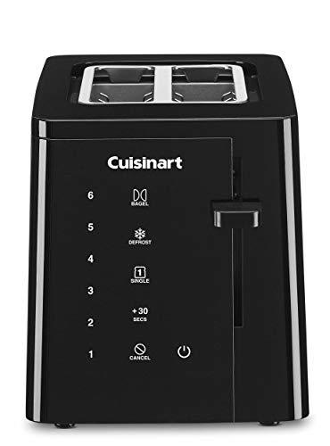 Cuisinart CPT-T20 Touchscreen, 2-Slice Toaster, Black