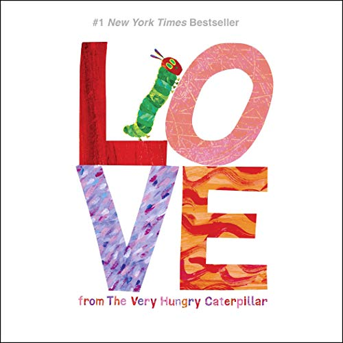 Love from The Very Hungry Caterpillar  By  cover art