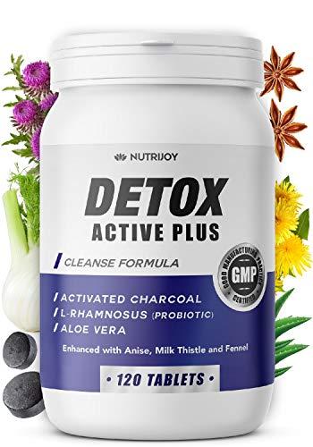 Nutrijoy Antioxidant avec Probiotiques - Detox et Charbon Ac