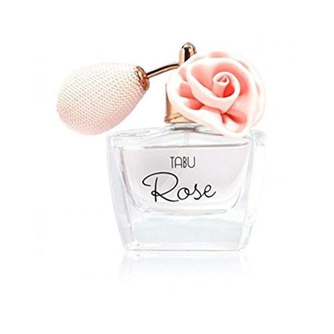 デクリメント池皮肉Tabu Rose by Dana Eau De Parfum Spray 1.7 oz