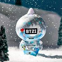 防弾少年団(BTS) BT21 コレクタブル フィギュア ブラインドパック VOL.4 ウィンターテーマ(1EA)Kstargate限定