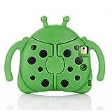 Cas de protection compatible avec iPad mini 12345 enfants mignon dessin animé housse couverture...