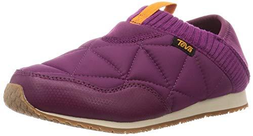 photo of a purple colored Teva Women's W Ember Moc Slipper
