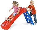 Sport1 Scivolo per Bambini da casa Interno da Giardino Grande 2 Anni 3 Anni Scivolo da Giardino per Bambini Scivolo Bambini da casa 4 Anni Altezza 67 cm