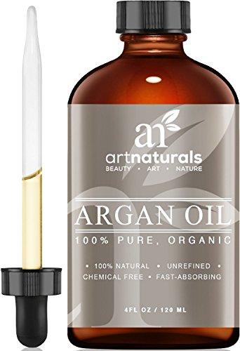 Art Naturals Olio di argan biologico per capelli, viso...