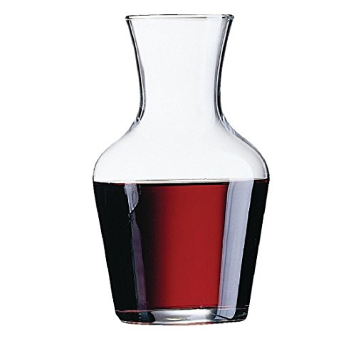 Vin karaf (250 ml) – set met 12 wijnkaraffen