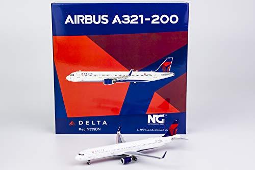 NG Models 1:400 Delta A321-200 N339DN 13017