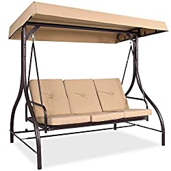 Image of Best Choice Products 3-Seat...: Bestviewsreviews
