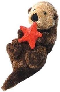 """Plush Otto Sea Otter Mini Flopsie 8"""""""