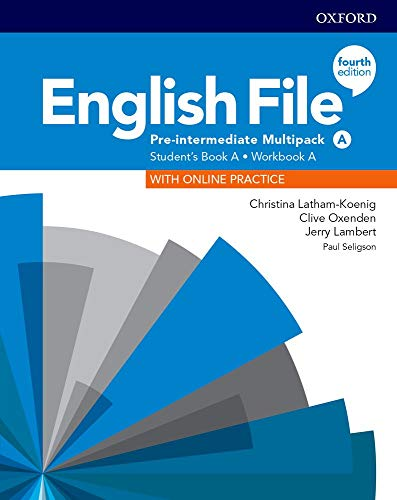 English File 4th Edition Pre-Intermediate. Multipack A (English File Fourth Edition)