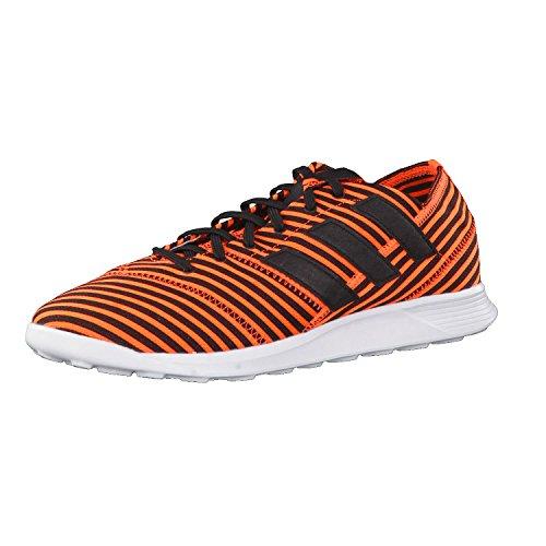 adidas Nemeziz 17.4 TR, Zapatillas de Fútbol Hombre, Multicolor (Solar Orange/Core Black), 44 2/3 EU