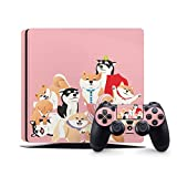 ZOOMHITSKINS PS4 Console and Controller Skins, Destiny Rise of Iron, Durable, Bubble-Free Goo-Free, 1 Console Skin 2 Controller Skins, Made in USA